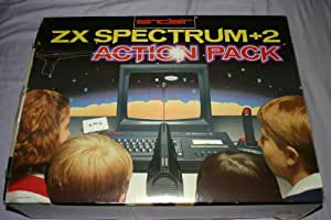 ZX Spectrum +2 Action Pack 128k