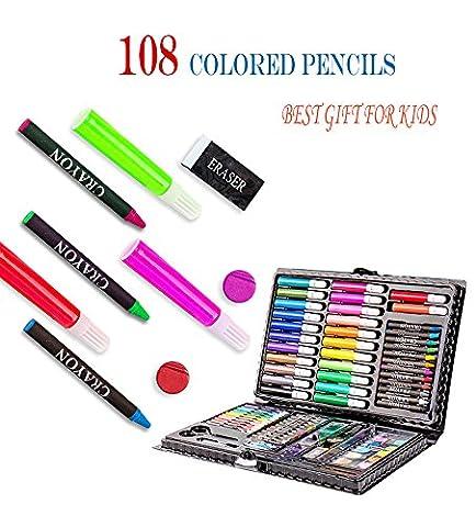 Premium Art farbigen Bleistifte Set, O