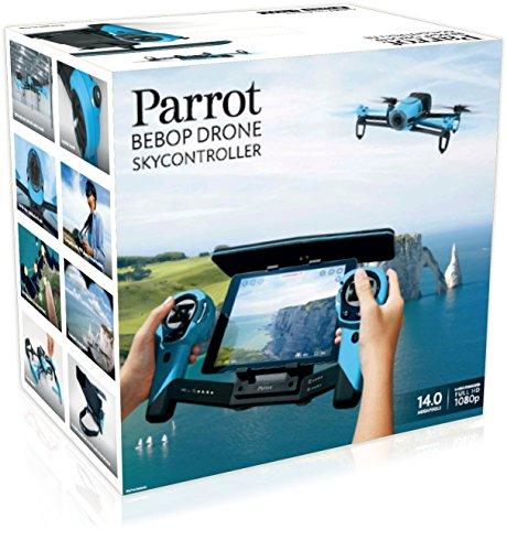 Parrot Bebop Drohne + Parrot Skycontroller blau - 9