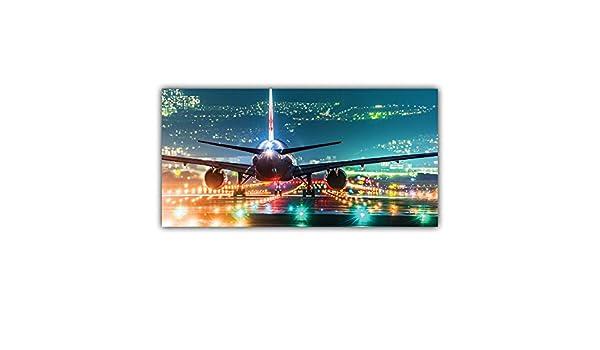 Avion Tableau Poster Décoration Photographie Aéroport Japon Osaka ARIMAJE