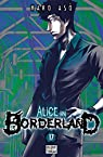 Alice in Borderland, tome 17 par Asô
