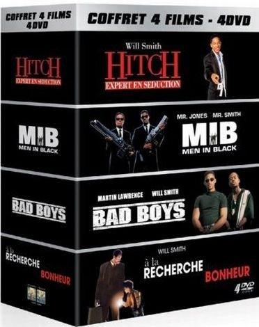 coffret-will-smith-a-la-recherche-du-bonheur-hitch-men-in-black-bad-boys-edizione-francia