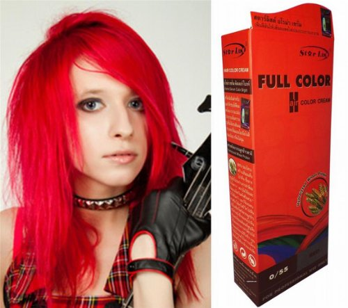 permanente-haarfarbe-tnung-coloration-haar-cosplay-gothic-punk-knall-hell-rot-0-55
