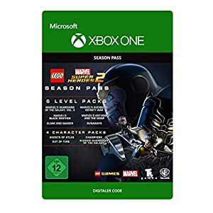 LEGO Marvel Super Heroes 2: Season Pass | Xbox One – Download Code