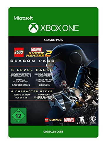 LEGO Marvel Super Heroes 2: Season Pass | Xbox One - Download Code