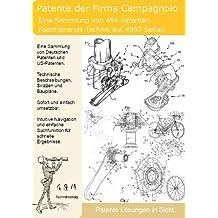 Campagnolo: 496 geniale Fahrrad Patente zeigen was dahinter steckt