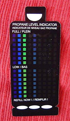 Colour Changing Products - Indicador de nivel de butano y propano para caravana
