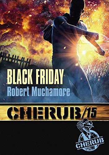 Cherub (Mission 15) - Black Friday (French Edition) eBook: Robert ...