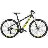 Bergamont Revox 2 27.5'' / 29'' MTB Fahrrad schwarz/gelb 2019: Größe: S 27.5'' (163-169cm)