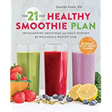 The 21 Day Healthy Smoothie Plan
