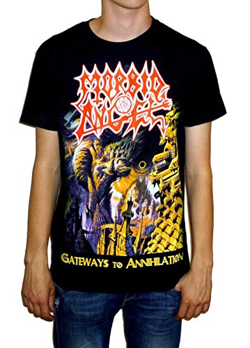 Morbid Angel - Gateways To Annihilation T-shirt Schwarz
