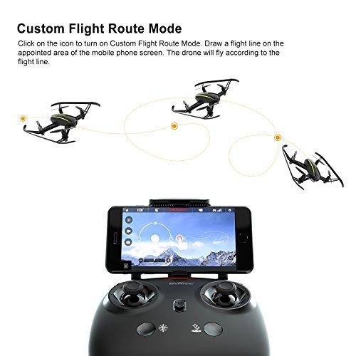 Potensic drone con telecamera wifi fpv 2 4ghz drone for Telecamera amazon