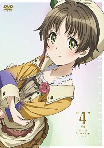 Animation - Escha&Logy No Atelier-Tasogare No Sora No Renkinjutsu Shi-4 [Japan DVD] PCBG-52464