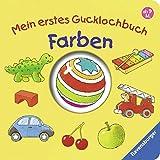 Mein erstes Gucklochbuch: Farben - Klaus Bliesener