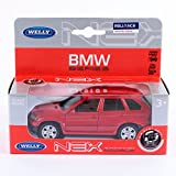 "Super Z Outlet Welly BMW X5 Die Cast Car 4.75"""