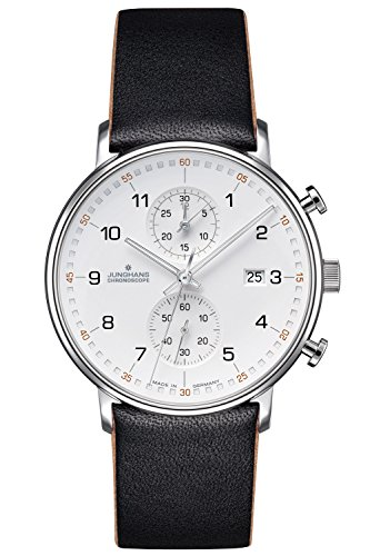 Junghans Herrenuhr Chronoscope Form C 041/4771.00