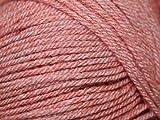 Sirdar Hayfield Bonus Aran Strickgarn, Tudor Rose 905, 400g Knäuel