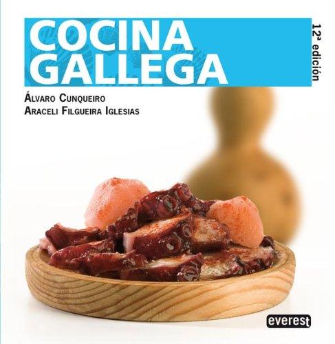 Portada del libro Cocina Gallega (Cocina tradicional española)