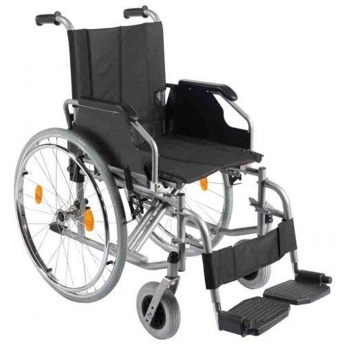 Trendmobil TMB Rollstuhl mit Steckachsensystem Faltrollstuhl Reiserollstuhl Sitzbreite 51 cm Test