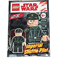 LEGO Star Wars Imperial Shuttle Pilot Minifigure Promo Foil Pack Set 911832