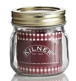 Kilner 250 ml Genuine Screw Top Jar (Pack of 6)