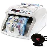 COMPTEUSE DE BILLETS (GARANTIE 2 ANS) avec QUADRUPLE détection des faux billets + Technologie 2D - LIVRAISON GRATUITE & GARANTIE 2 ANS