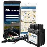 LPWAS1 GPS Trackers for Vehicle (Brown)