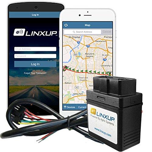 linxup OBD GPS-Tracker mit Echtzeit 3G GPS-Tracking, Auto Tracking Gerät und Auto Locator, Car GPS lpvas1–Keine Verträge