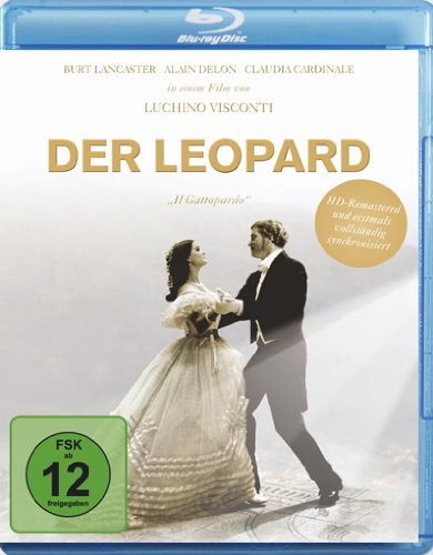 Bild von Der Leopard [Blu-ray]