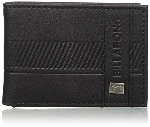 Billabong VACANT WALLET Münzbörse, 10 cm, Black