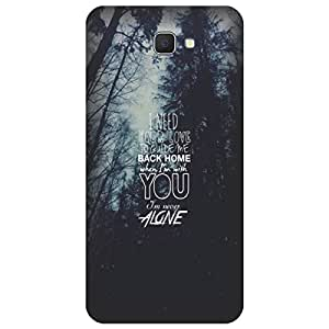 Samsung Galaxy C9 Pro Romantic Quotes Printed Hard Polycarbonate Designer Back Case Cover by Mobi Elite
