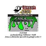 Urban Juice Aroma GLIBBER (Waldmeister - Vanille) zum selber anmischen 10ml 3-6% Dosierung