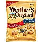 Storck Werther's Original Cream Candies Sugar Free, 70g