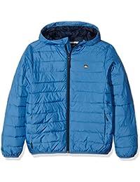 Quiksilver Scaly Youth - Chaqueta aislante para niño, color azul, talla M