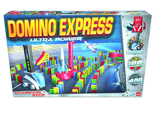 Goliath 81009 Domino Express Ultra Power, Spiel