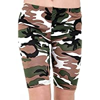Womens Cycling Over-Knee Shorts Dancing Super Stretch Ladies Dancing Walking Running Gym Biker Active Casual Sports Yoga…