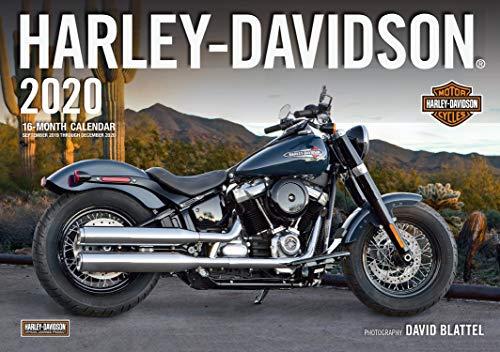 Harley-Davidson 2020: 16-Month Calendar September 2019 Through December 2020 (Calendars 2020)