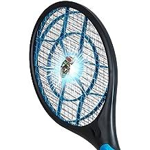Raquette électrique tue mouche anti insectes électrique Destructeur de moustiques insectes volants Raquette exterminadora insectes RAQUETTE anti-insectes. NEW