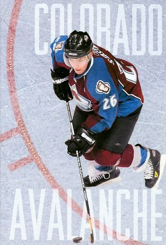 The Story of the Colorado Avalanche (NHL: History and Heroes) by Bill McAuliffe (2008-07-01) par Bill McAuliffe