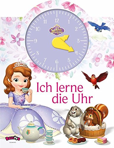 h lerne die Uhr ()