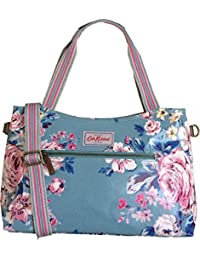 88357e4f2ae2 Cath Kidston Hampstead Rose Shoulder Zipped Bag with Removable Strap
