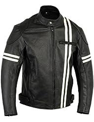 X-Men para moto de cuero chaqueta de todos los tamaños