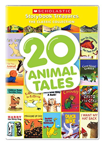 20-animal-tales-scholastic-storybook-treasures-the-classic-collection