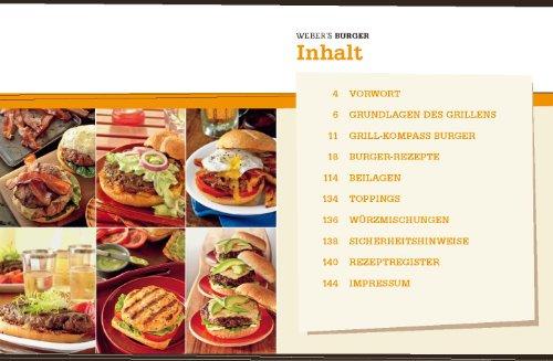 51TzWSLZNlL - Weber's Burger: Die besten Grillrezepte mit und ohne Fleisch (GU Weber's Grillen)