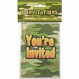 Camo Invitations [8]