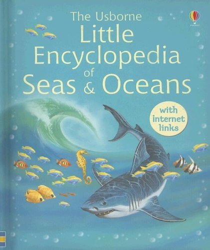 The Usborne Little Encyclopedia of Seas and Oceans Inked (Miniature Editions) by Ben Denne (2005-06-02)