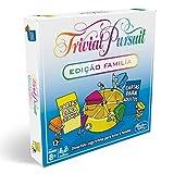 Trivial Pursuit Familia - Hasbro Gaming (Hasbro E1921190) (versión en portugués)