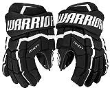 Warrior Covert QRL4 Handschuhe Senior, Größe:15 Zoll;Farbe:schwarz/weiß