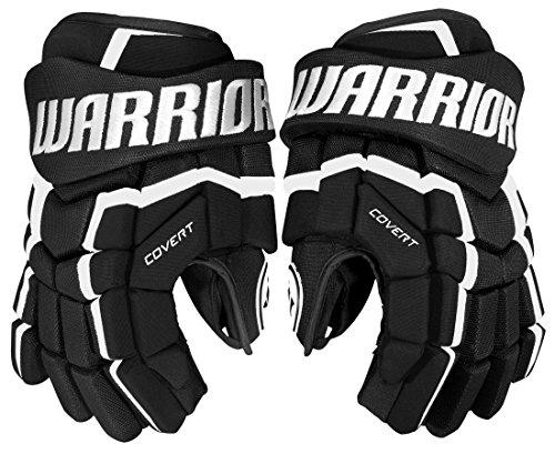 Warrior Covert QRL4 Handschuhe Junior, Größe:10 Zoll, Farbe:schwarz/weiß