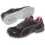 Puma 644110.38 Fuse TC Pink Chaussures de sécurité pour femme Low S1P ESD SRC Taille 38